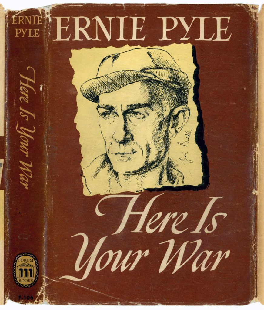 00 Here Is Your War - Ernie Plye - 1945 (Carol Johnson) 2