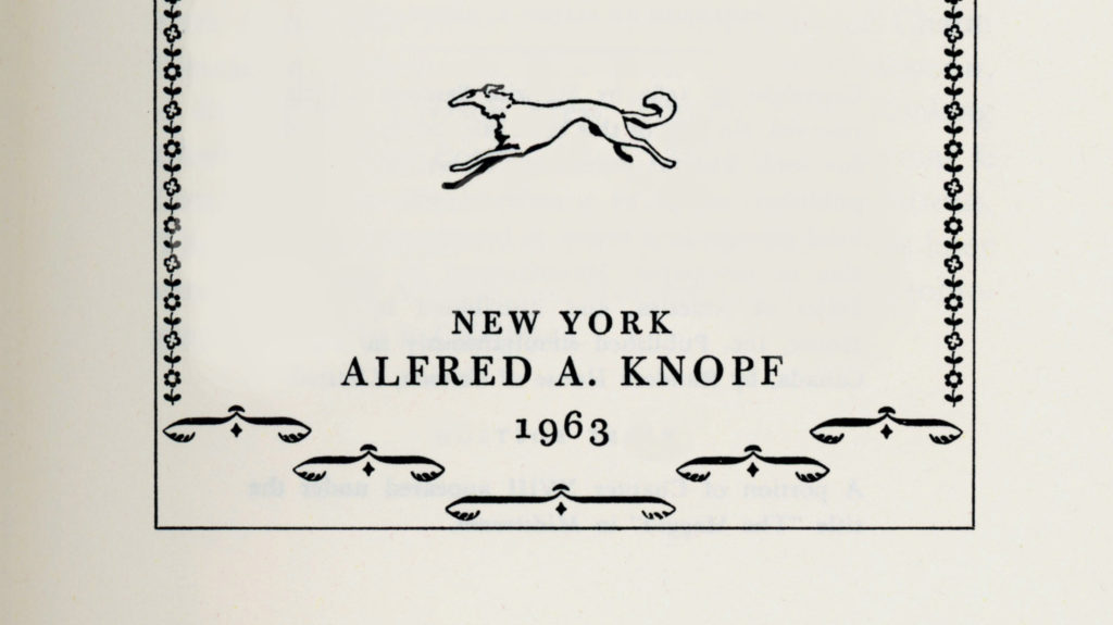 publisher-alfred-a-knopf-little-did-i-know-maurice-samuel-1963-1