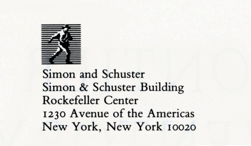 publisher-simon-and-schuster-frontier-inventory-nancy-hertzberg-1989