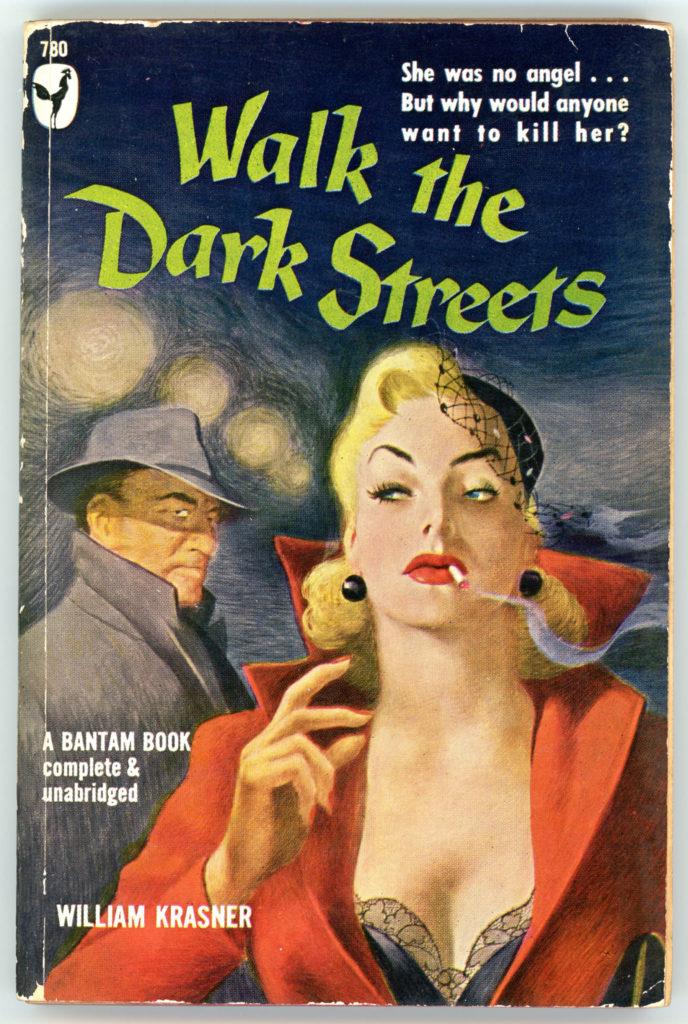 walk-the-dark-streets-william-krasner-1950-1