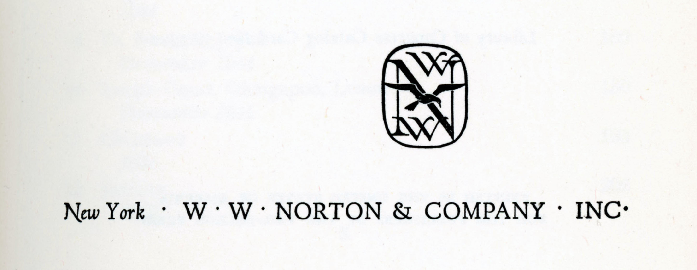 W.W. Norton & Company Inc. (Give Us This Day, by Sidney Stewart – 1956)
