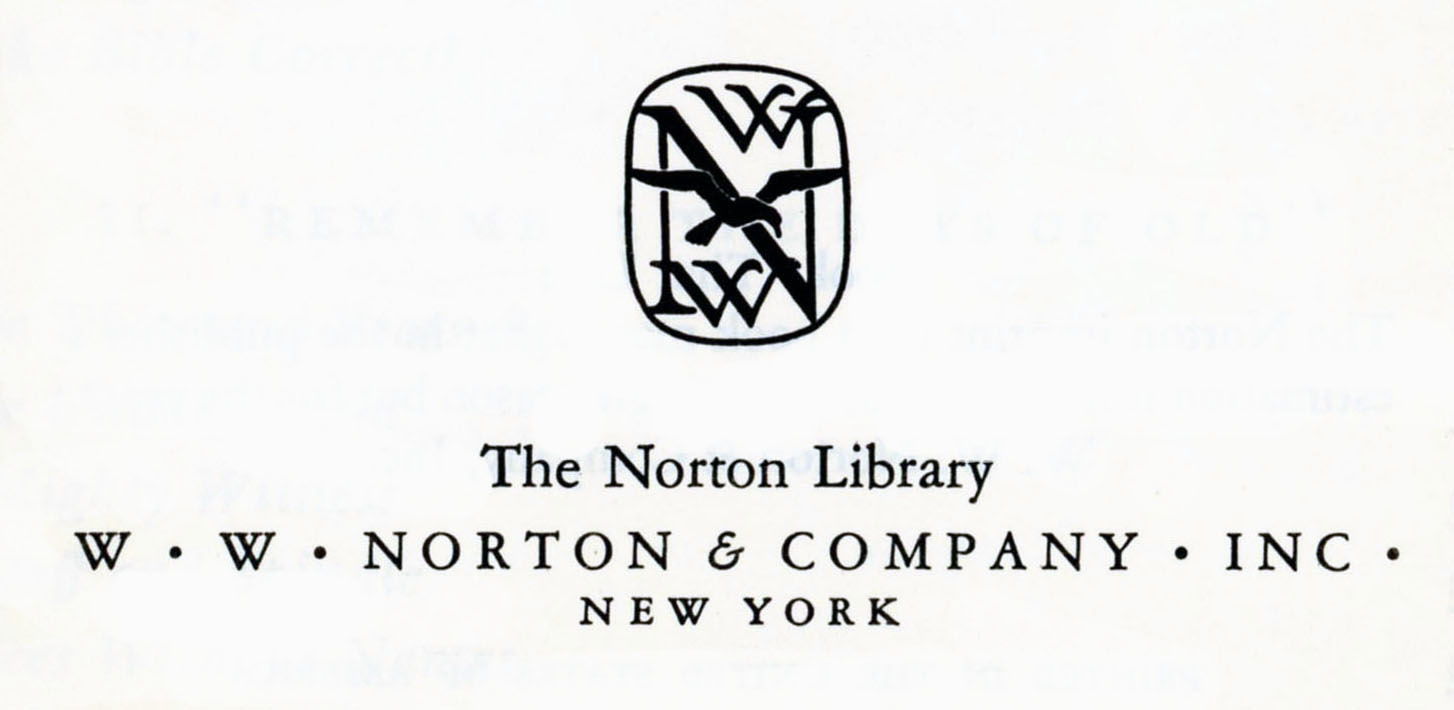 W.W. Norton & Company Inc. (Rivers in the Desert, by Nelson S. Glueck –  1959, 1968)