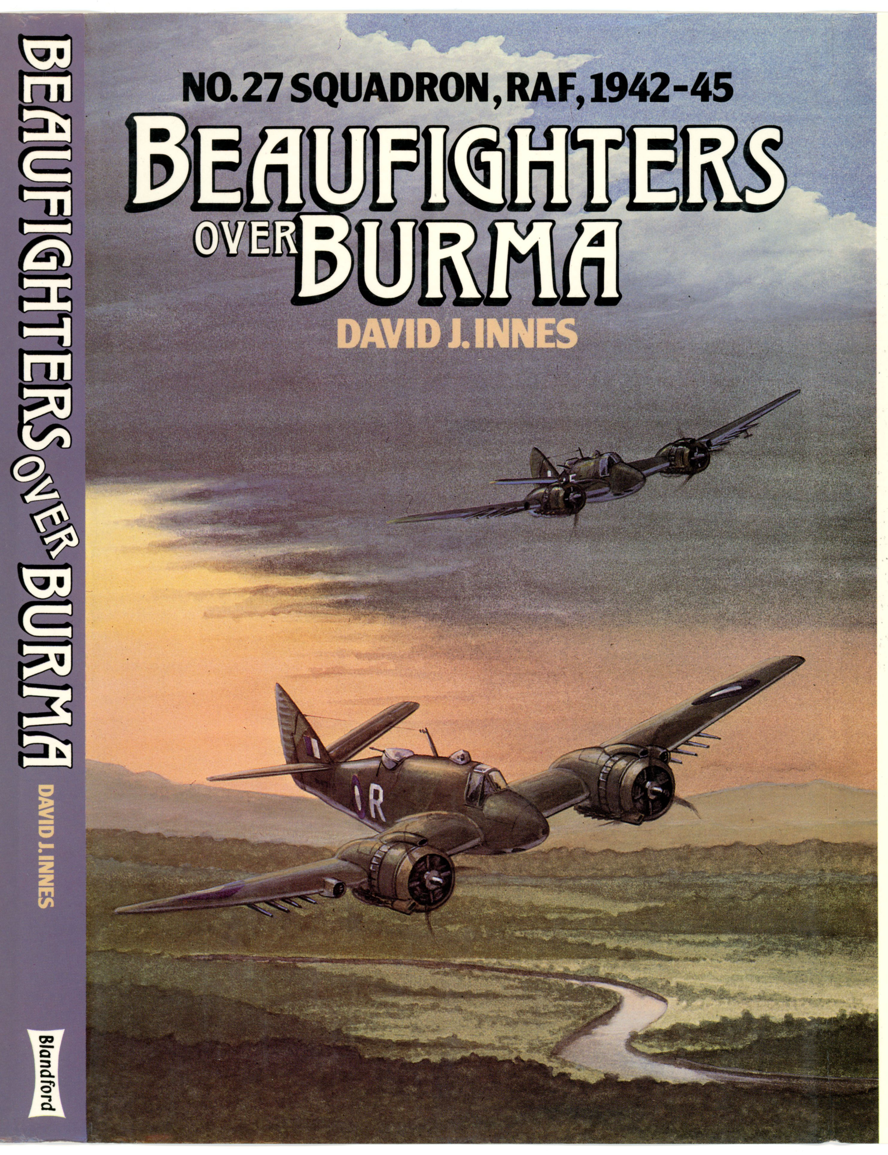 Number 27 Squadron Royal Air Force – Literary Art and