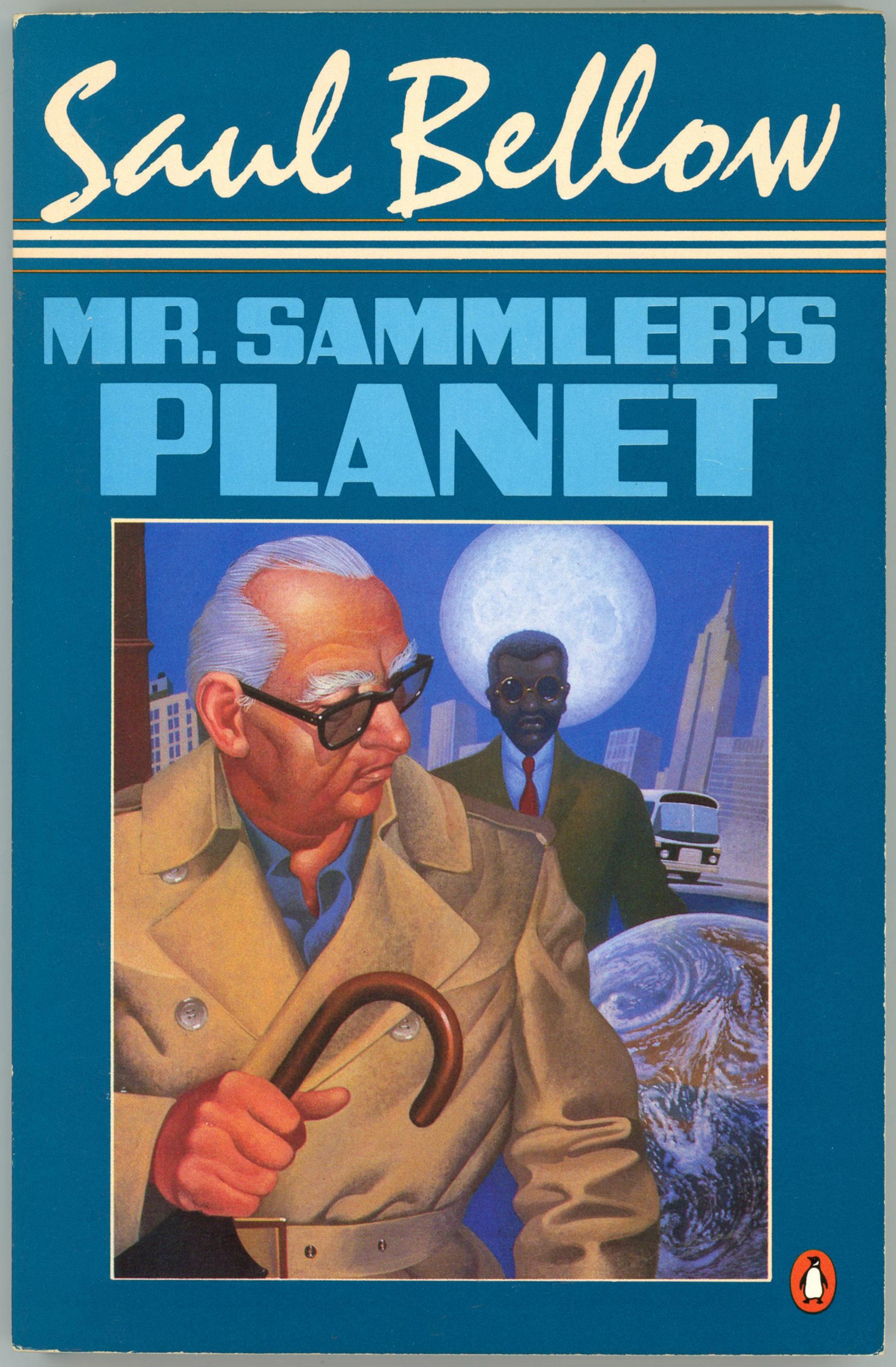 Mr. Sammler's Planet, by Saul Bellow – 1969 (1977) [Roy Ellsworth ...